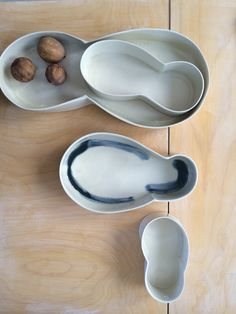 Porcelain dish Simone Solomon