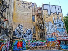 Street Art & Counterculture in Exarchia My Athens, Athens Greece, Public Display, Greece Travel, Walking Tour, Trip Planning, Mount Rushmore, Sculpture, Landscape