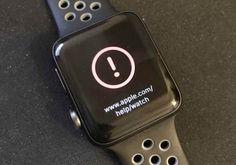Apple Watch update pulled after bricking a number of Series 2 devices