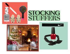 """Stocking Stuffers"" by rcabercrombie ❤ liked on Polyvore featuring Topshop, NIKE, NLY Accessories, OPI, women's clothing, women's fashion, women, female, woman and misses"