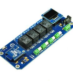 Bluetooth Smartphone Relay with 4 Channel Outputs, 4 optically Inputs Hobby Electronics, Electronics Projects, Motor Dc, Buy Cell Phones Online, Cheap Smartphones, Rasberry Pi, Latest Phones, Aquaponics System, Hydroponics