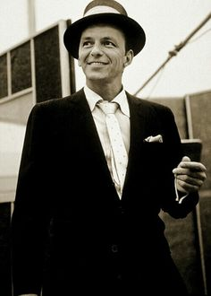 Frank Sinatra, real classy & a beautiful smile. Robert Christgau, Rosemary Clooney, Joey Bishop, Sammy Davis Jr, Ella Fitzgerald, Classic Songs, Dean Martin, We Are The World, My Favorite Music