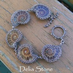 Unique handcrafted artisan jewelry by award winning artist, Delia Stone.  If you…