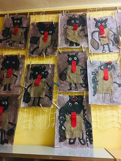 Gift Wrapping, Winter, Christmas, Gifts, Advent Calendar, Xmas, School, Paper Wrapping, Yule