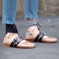 O sucesso desta sapatilha mostra que o mundo da moda pode estar deixando o salto alto de lado