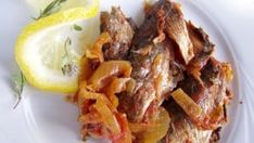 Pui la cuptor umplut cu ciuperci si legume • Bucatar Maniac • Blog culinar cu retete Seafood, Steak, French Toast, Beef, Breakfast, Preserves, Meat, Sea Food, Steaks