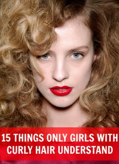 Curly hair true facts. I'm dying laughing, this is so true.