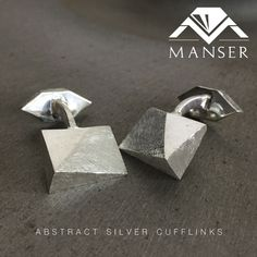 Manserjewellery is a manufacturing jeweller specializing in Engagement Rings and Weddings Rings at affordable prices. Cufflinks, Jewelry Making, Wedding Rings, Engagement Rings, Jewels, Abstract, Silver, Accessories, Enagement Rings