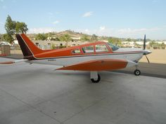 1968 Piper PA-28R-180 for sale in CA United States => www.AirplaneMart.com/aircraft-for-sale/Single-Engine-Piston/1968-Piper-PA-28R-180/14695/