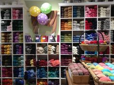 Willet--Our Newest Yarn   Three Bags Full Yarn Store - Vancouver, Canada