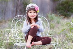 Little Miss Frilly NEW for FALL Crochet Ear by littlemissfrilly, $25.00