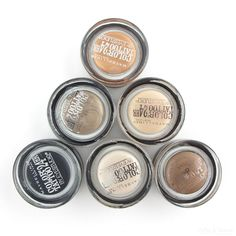 Maybelline Spring 2014 Color Tattoo Eyeshadow Reviews and Swatches