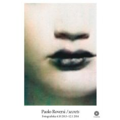 Affisch Paolo Roversi 168 - Fotografer