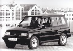 Suzuki Vitara Long (Sept-95)