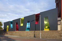 Schoolyard Pavilion