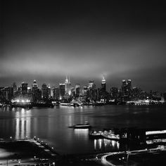 New York Monochrome by Randy Le'Moine Photography