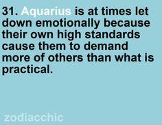 Aquarius - unfortunately true