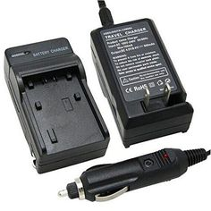 Battery Charger for JVC Everio GZ-X900, GZ-X900U, GZ-X900US AVCHD Camcorder