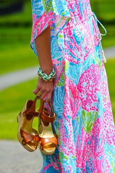 Lilly Pulitzer Lovliness