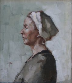"Paula Rubino-""Paivi in Profile"""