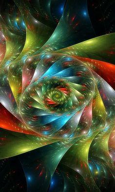 Fractal Images, Fractal Art, Sacred Geometry Symbols, Fractal Design, Illusion Art, Art Pictures, Photos, All Art, Beautiful Images