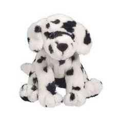"Checkers Dalmatian 5"" Plush- $7.00"