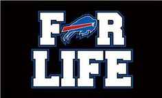 3x5ft Buffalo Bills flag for life banner with 2 metal grommets 100D free shipping