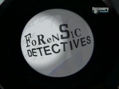 Forensics Detectives: Who did it? Lab Grades 6-8