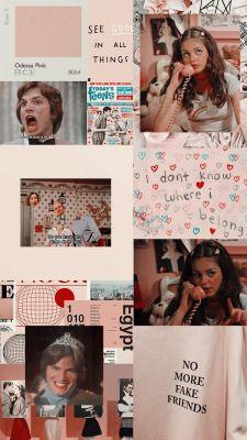 wallpaper that show lockscreens Sea Wallpaper, Wallpaper Iphone Cute, Aesthetic Iphone Wallpaper, Aesthetic Wallpapers, 70s Aesthetic, Aesthetic Collage, Movie Collage, Wall Collage, Movie Wallpapers