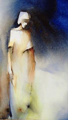 Pia Erlandsson | Swedish Watercolor painter | Tutt'Art@ | Pittura * Scultura * Poesia * Musica |