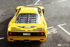Yellow F40