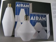 Airam lights by Wirkkala