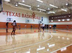 Team practice today. #NewLook