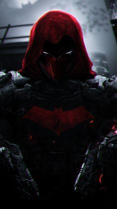Red Hood Comic, Red Hood Dc, Batman Red Hood, Red Hood Wallpaper, Batman Wallpaper, Batman Arkham Knight Wallpaper, Mobile Wallpaper, Iphone Wallpaper, Marvel Universe