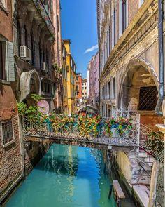 Venice in Spring. #italytravel