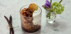 Espresso granita with Cereja Passita coffee and cream of ricotta recipe. Bring new flavours with cakes and coffee-based puddings to your table. Italian Espresso, Best Espresso, Espresso Coffee, Best Coffee, Coffee Icing, Coffee Dessert, Ricotta, Sorbet, Granita