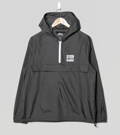Stussy Stock Packable Pullover - find out more on our site. Find the freshest in trainers and clothing online now.
