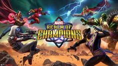 Marvel Realm of Champions has received a new in-game update, including new story content, weapons and new features. You can now get updates on iOS and Android. This new story content of Marvel Realm of Champions appears in the form of a new world mission centered on an unworthy Thor. He continues his personal mission [...] Ms Marvel, Marvel Avengers Games, Marvel News, Marvel Heroes, Marvel Characters, Marvel Comics, Champions Marvel, Contest Of Champions, Tower Defense
