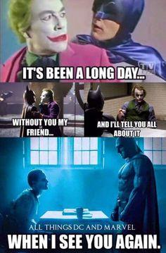 Relationship goals? #batman #joker