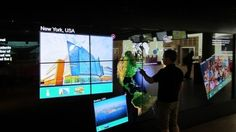 Multi-touch Technology : sales gimmick or real science?