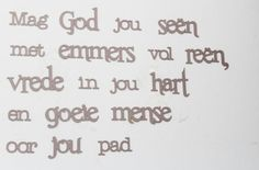 :-) The Words, Uplifting Scripture, Afrikaanse Quotes, Prayer Box, Happy B Day, Quotes About God, Birthday Wishes, Happy Birthday, Christian Quotes