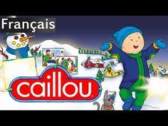 Caillou: Vive les Fêtes - Film Complet en Français | conte pour enfant - YouTube