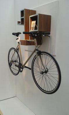 cool bike hanger @artscyclery