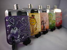SWIG® Limited Edition Flask range.
