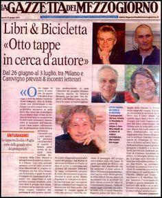 Massimo Fagnoni writer: Otto tappe in cerca d'autore