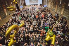 Love & hugs at DjangoCon Europe 2016
