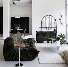 Ligne Roset Westend: latest furniture and home accessories Home Room Design, House Design, Home And Deco, Living Room Inspiration, House Rooms, Cheap Home Decor, Apartment Living, Home And Living, Home Remodeling