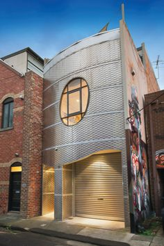 Warehouse Style Home In Melbourne Quilted House