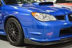 2007 SUBARU IMPREZA WRX STI (EJ207/EJ257) - Right Head- light, Spoiler, Wheel, Hood Scoop