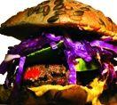 Rueben's Veggie Burger -